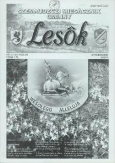 Lesôk Szemaudzczi Miesãcznik Gminny, 2004, strumiannik, Nr 3 (134)