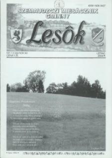 Lesôk Szemaudzczi Miesãcznik Gminny, 2004, lëpińc, Nr 7 (138)