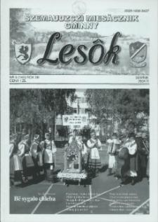 Lesôk Szemaudzczi Miesãcznik Gminny, 2004, sëwnik, Nr 9 (140)