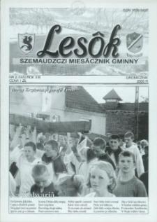Lesôk Szemaudzczi Miesãcznik Gminny, 2005, gromnicznik, Nr 2 (145)