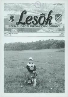 Lesôk Szemaudzczi Miesãcznik Gminny, 2005, môj, Nr 5 (149)
