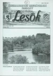 Lesôk Szemaudzczi Miesãcznik Gminny, 2005, czerwińc, Nr 6 (150)