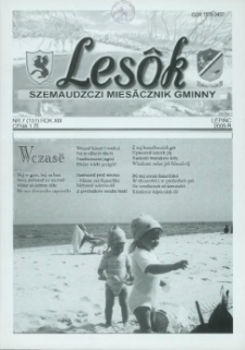 Lesôk Szemaudzczi Miesãcznik Gminny, 2005, lëpińc, Nr 7 (151)