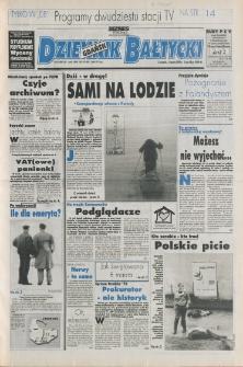 Dziennik Bałtycki 1995, nr 58