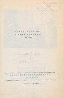 Informator WDK : Ziemia Gdańska, 1971, nr 13 (85)