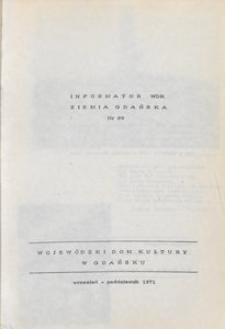 Informator WDK : Ziemia Gdańska, 1971, nr 89