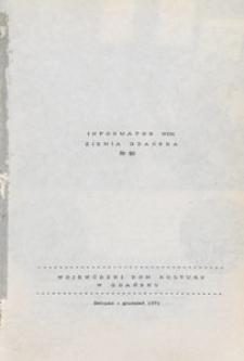 Informator WDK : Ziemia Gdańska, 1971, nr 90
