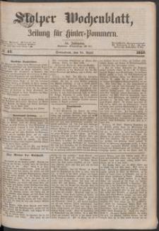 Stolper Wochenblatt. Zeitung für Hinterpommern № 48