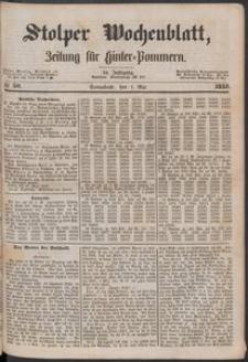 Stolper Wochenblatt. Zeitung für Hinterpommern № 50