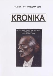 Kronika : 52 Festiwal Pianistyki Polskiej