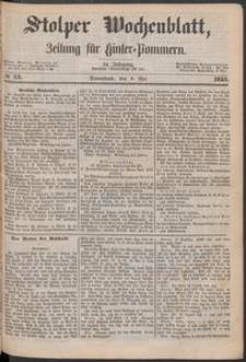 Stolper Wochenblatt. Zeitung für Hinterpommern № 53