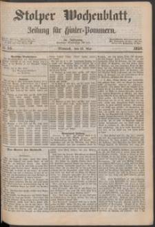 Stolper Wochenblatt. Zeitung für Hinterpommern № 55