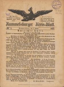 Rummelsburger Kreisblatt 1877
