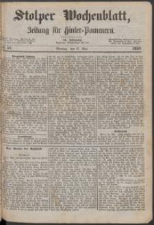 Stolper Wochenblatt. Zeitung für Hinterpommern № 57