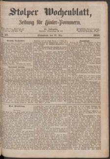 Stolper Wochenblatt. Zeitung für Hinterpommern № 59
