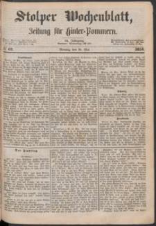 Stolper Wochenblatt. Zeitung für Hinterpommern № 62