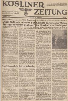 Kösliner Zeitung [1942-09] Nr. 270