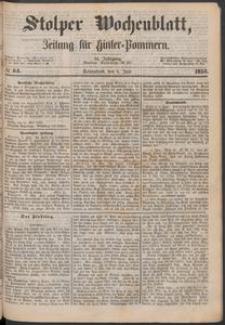 Stolper Wochenblatt. Zeitung für Hinterpommern № 64