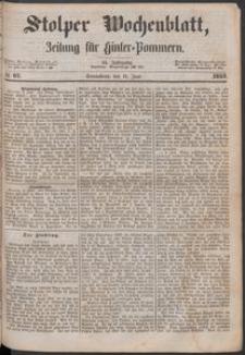 Stolper Wochenblatt. Zeitung für Hinterpommern № 67
