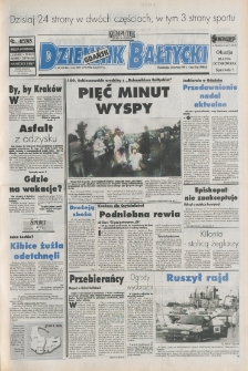 Dziennik Bałtycki 1995, nr 140