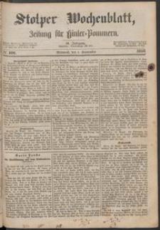 Stolper Wochenblatt. Zeitung für Hinterpommern № 102