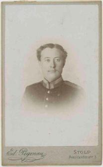 Zdjęcie mężczyzny, żołnierza - popiersie