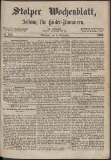 Stolper Wochenblatt. Zeitung für Hinterpommern № 105