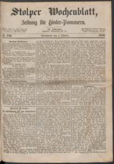 Stolper Wochenblatt. Zeitung für Hinterpommern № 115