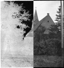 Kościół w nierozpoznanej miejscowości