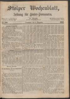Stolper Wochenblatt. Zeitung für Hinterpommern № 130