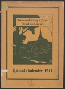Stadt und Kreis Rummelsburg i. Pom. Heimat-Kalender 1941