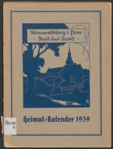 Rummelsburg Stadt und Kreis : Heimatkalender 1939