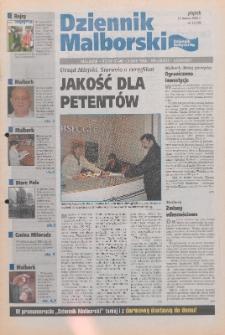 Dziennik Malborski, 2000, nr 13
