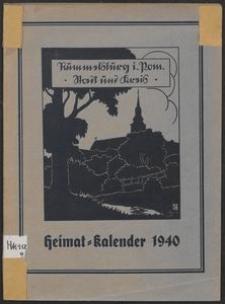 Rummelsburg Stadt und Kreis : Heimatkalender 1940