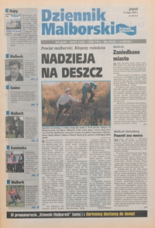 Dziennik Malborski, 2000, nr 20