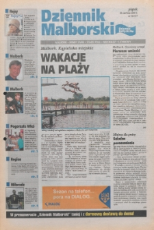 Dziennik Malborski, 2000, nr 26
