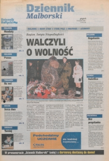 Dziennik Malborski, 2000, nr 45