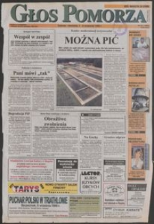 Głos Pomorza, 1998, wrzesień, nr 207