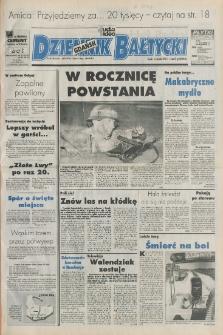 Dziennik Bałtycki 1995, nr 178