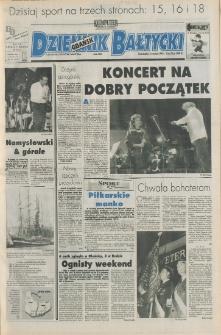 Dziennik Bałtycki 1995, nr 205