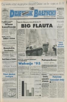 Dziennik Bałtycki 1995, nr 207