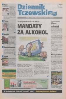 Dziennik Tczewski, 2000, nr 27
