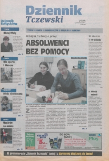 Dziennik Tczewski, 2000, nr 40