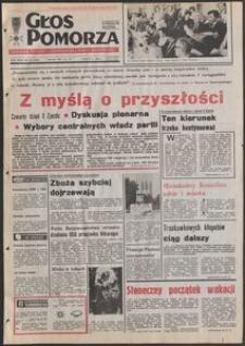 Głos Pomorza, 1986, czerwiec, nr 154