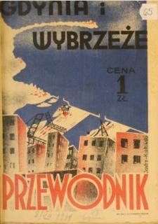 Gdynia i Wybrzeże. Przewodnik ilustrowany z 2 mapkami