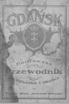 Ilustrowany przewodnik po Gdańsku i okolicy