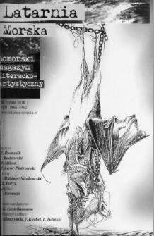 Latarnia Morska : pomorski magazyn literacko-artystyczny, 2006, nr 2