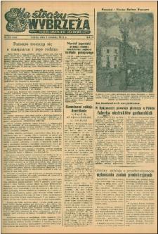 Na Straży Wybrzeża : gazeta marynarki wojennej, 1951, nr 213