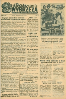 Na Straży Wybrzeża : gazeta marynarki wojennej, 1951, nr 214