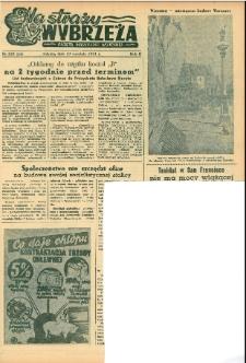 Na Straży Wybrzeża : gazeta marynarki wojennej, 1951, nr 223